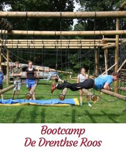 Bootcamp Camping De Drenthse Roos