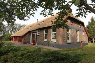 Camping Familiehuis Drenthse Roos De Wijk Drenthe Reestdal