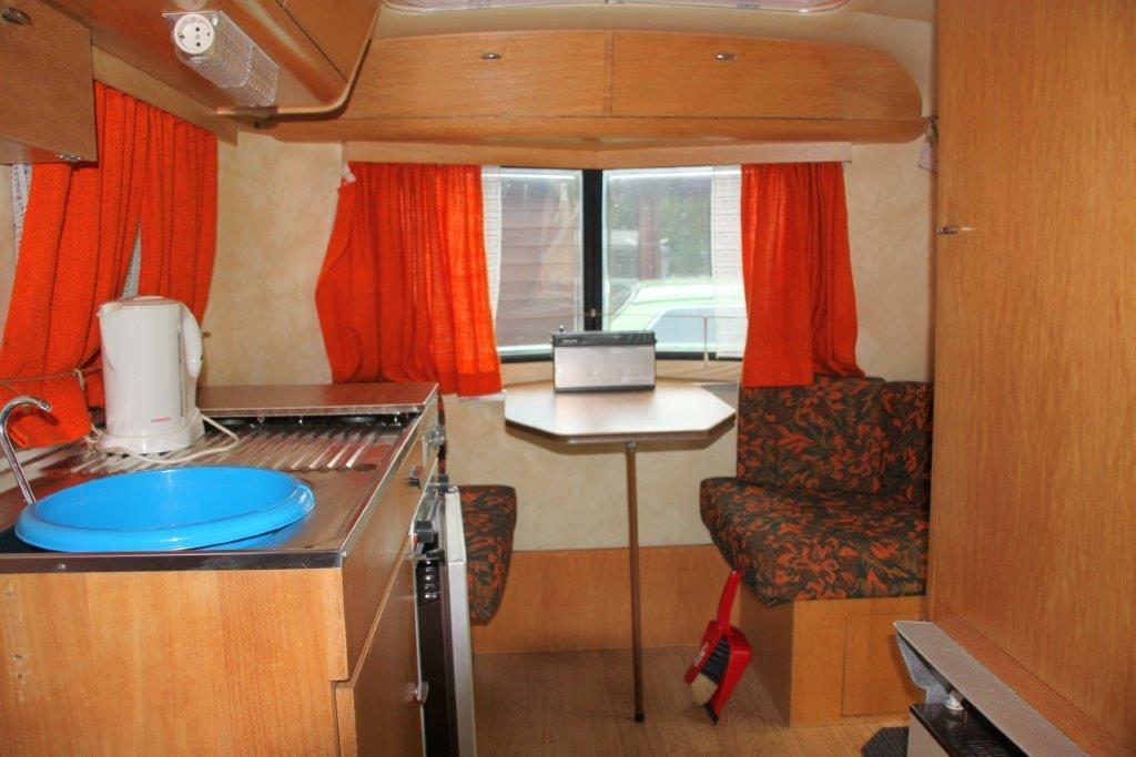 Nostalgisch kamperen bij Camping de Drenthse Roos in Drenthe