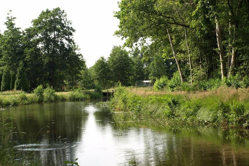 Omgeving Drenthse Roos, Reestdal, Ooievaar, de Reest, landgoederen, heideterreinen, bossen, beekdalgraslanden en sfeervolle boerderijen