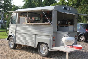 Koken op de camping De Drenthse Roos